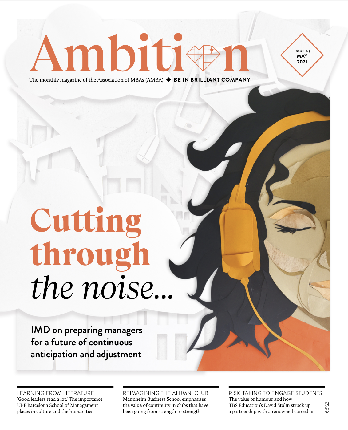 Ambition magazine May 2021