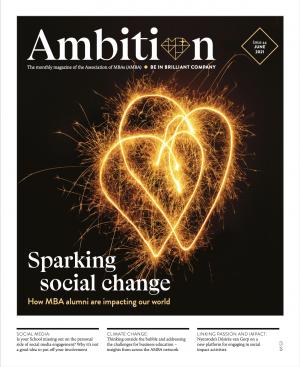 Ambition Magazine Just 2021