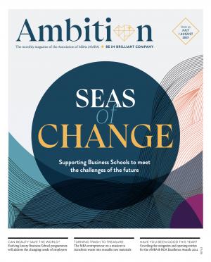 Ambition magazine July / August 2021