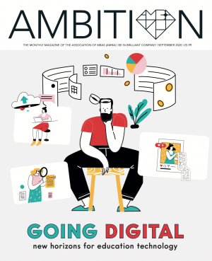 ambition cover